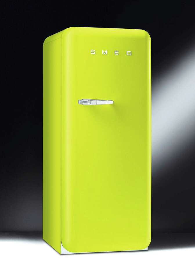 KEEP COOLThe Ferrari of fridges, SMEG's retro 1950s refrigerators have been a global sensation since they debuted in the 1990s, finally making their way to the States a couple years ago marked by bright colors, sleek lines and state-of-the-art technology inside; $1,999 at West Elm, 3910 Westheimer, and Foscari Interiors, 4001 Richmond.