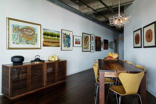 Reclaimed Wood In Artistic Downtown Nest The Red Vault Blog