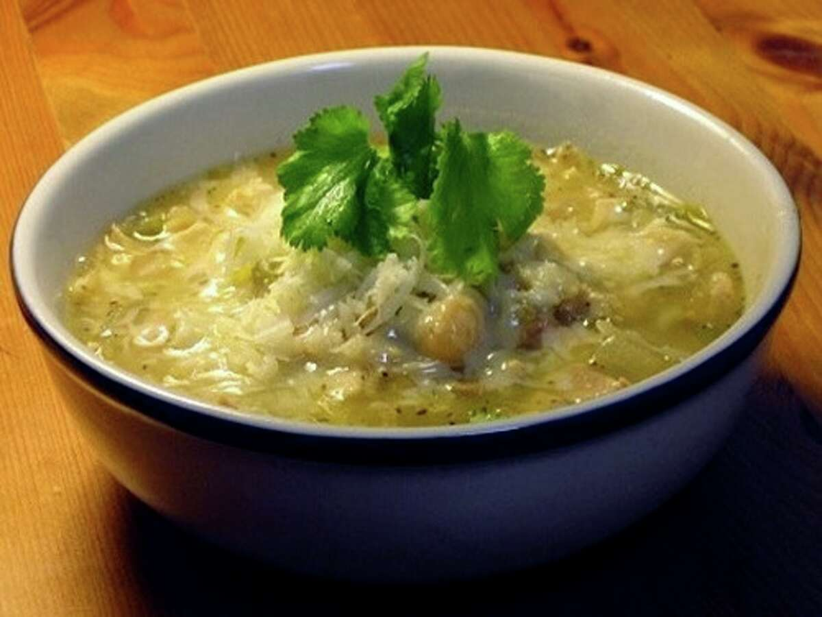 White chicken chili (seriouseats.com)
