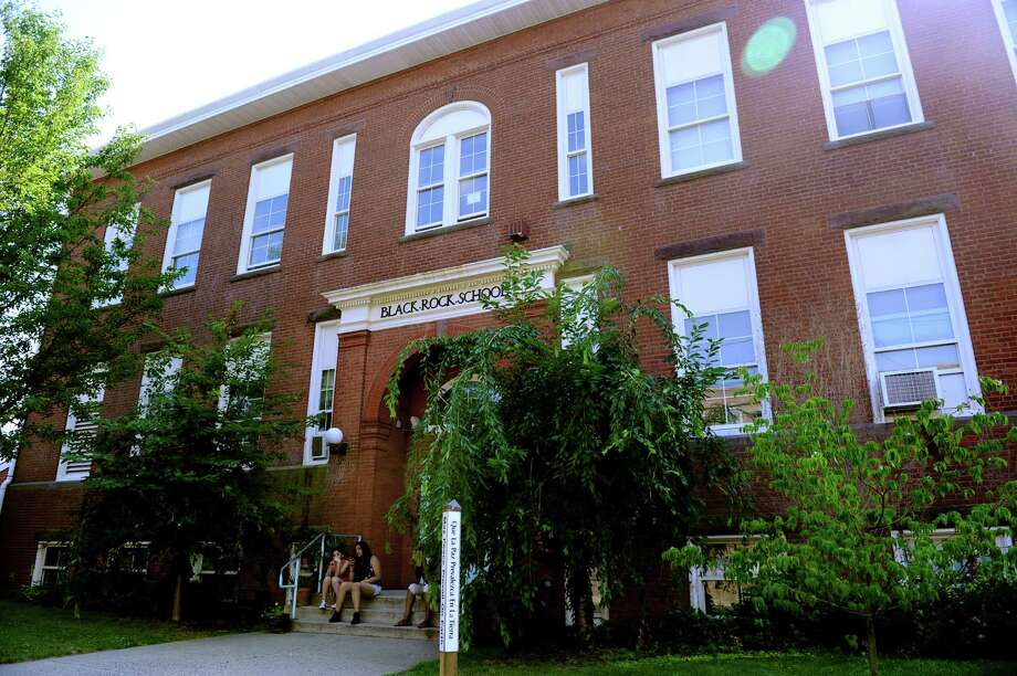 Black Rock School at 545 Brewster Street in Bridgeport, Conn. Photo: Autumn Driscoll / Connecticut Post