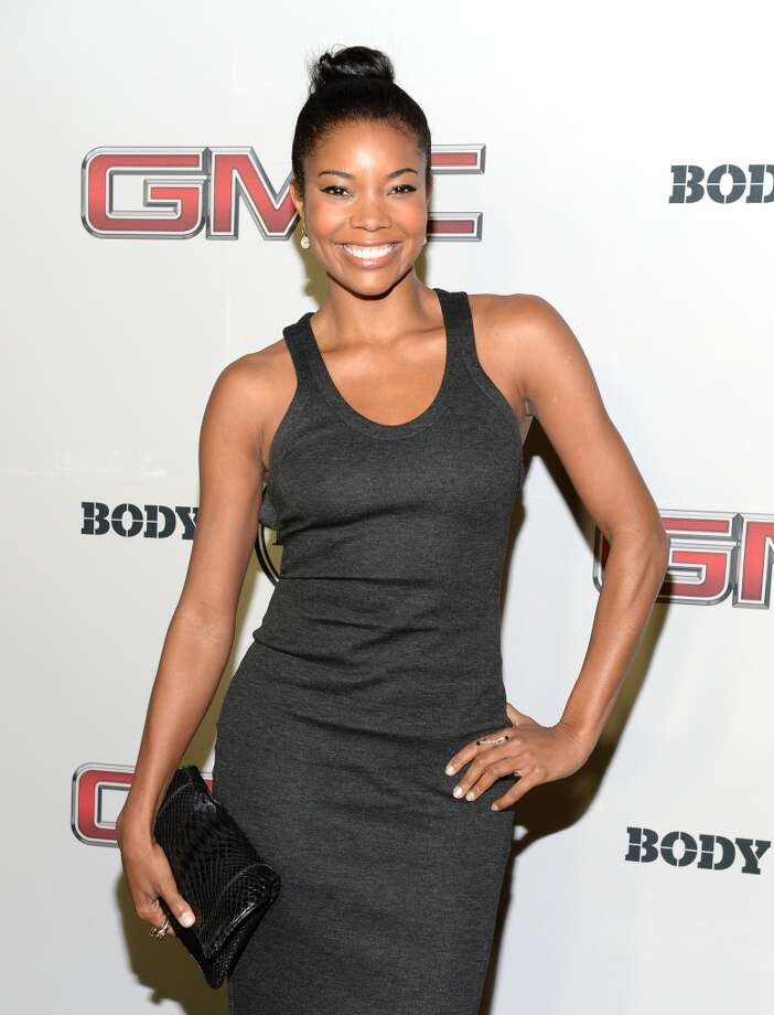 "Actress Gabrielle Union attends ESPN The Magazine 5th annual ""Body Issue"" party at Lure on July 16, 2013 in Hollywood, California.  (Photo by Michael Kovac/WireImage)"