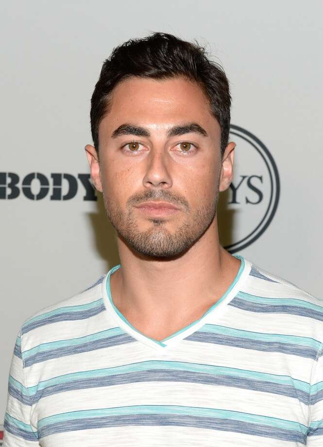 "Professional football player Scotty McKnight attends ESPN The Magazine 5th annual ""Body Issue"" party at Lure on July 16, 2013 in Hollywood, California.  (Photo by Michael Kovac/WireImage)"