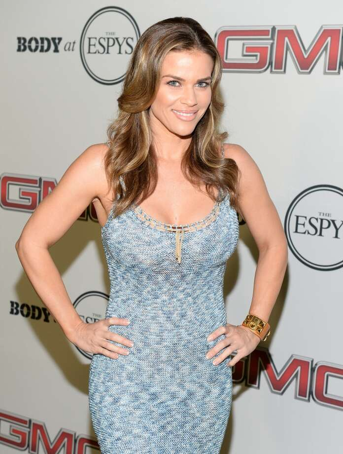 "Actress Laura Easterlin attends ESPN The Magazine 5th annual ""Body Issue"" party at Lure on July 16, 2013 in Hollywood, California.  (Photo by Michael Kovac/WireImage)"