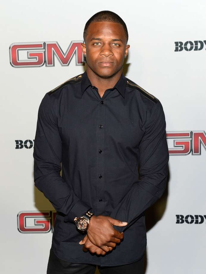 "Professional football player Randall Cobb attends ESPN the Magazine 5th annual ""Body Issue"" party at Lure on July 16, 2013 in Hollywood, California.  (Photo by Michael Kovac/WireImage)"