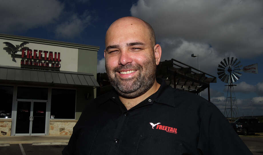 Scott Metzger is the owner of Freetail Brewing Company in San Antonio. Metzger is also an economics professor at UTSA and has been on the frontlines of a legislative battle that put an end to laws that hindered small craft breweries. With new laws in place, Metzger hopes to expand his brewing operation. Photo: JOHN DAVENPORT, SAN ANTONIO EXPRESS-NEWS / ©San Antonio Express-News/Photo may be sold to the public