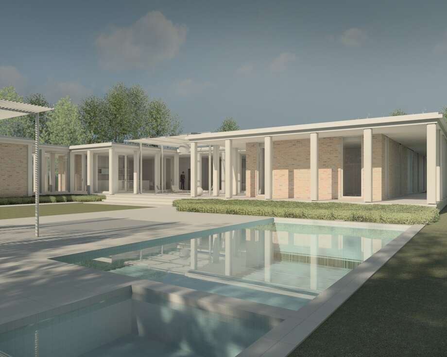 Willowick renovation by Murphy Mears Architects (Unbuilt: On the Boards)  ARCHITECTURAL DESIGN TEAM Murphy Mears Architects CLIENT OR DEVELOPER Mr. and Mrs. Rockecharlie