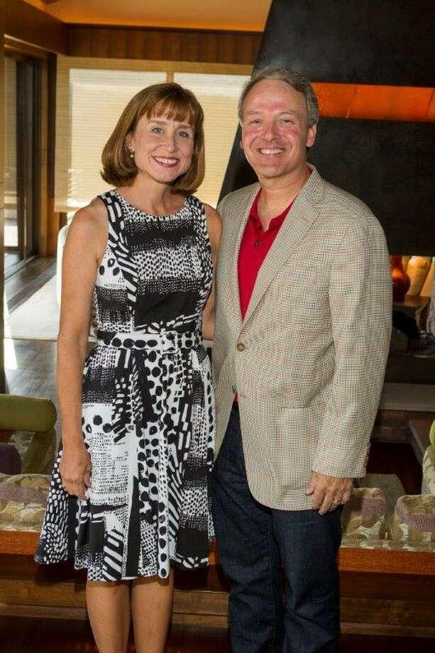Drs. Julie and Marc Boom Photo: Matt Power