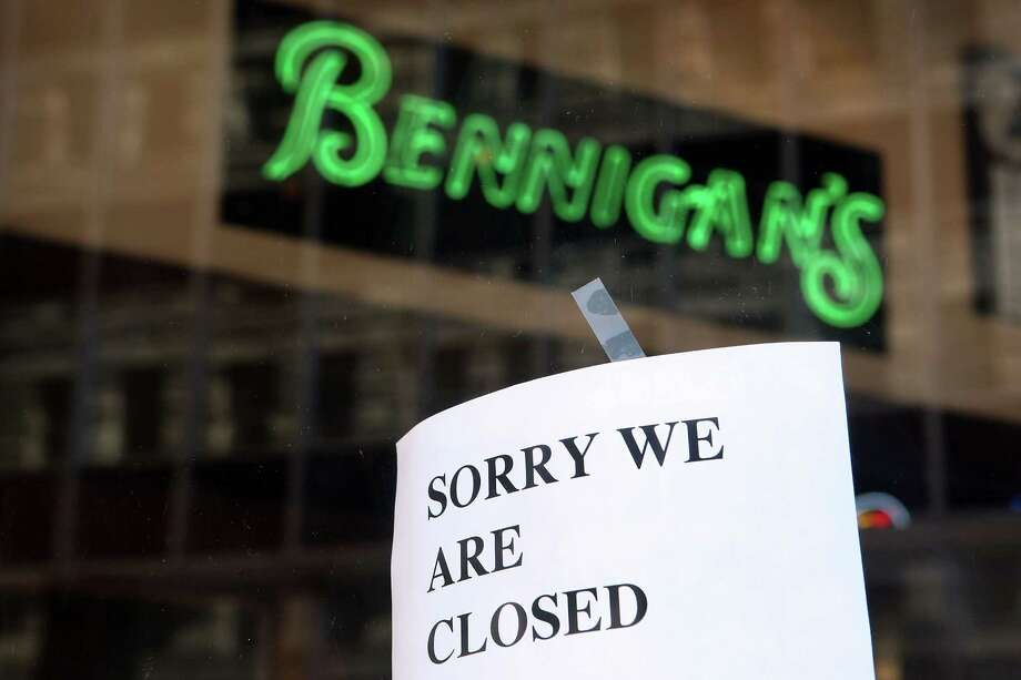 Bennigan's -- It really doesn't get more Irish than this Dallas-based chain. Photo: Scott Olson, Getty Images / 2008 Getty Images