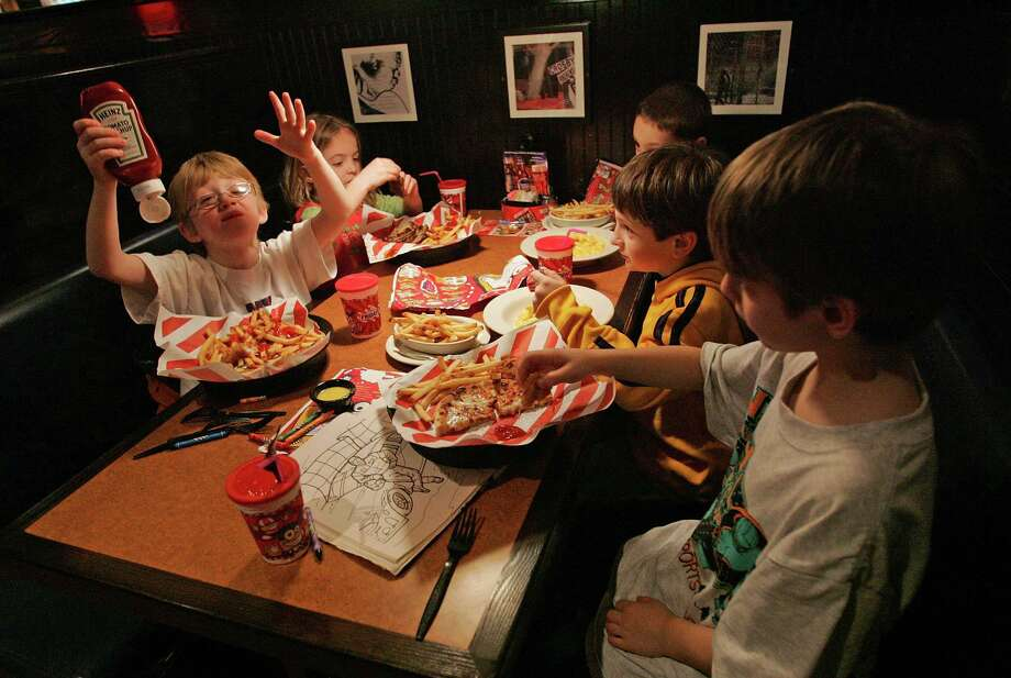 TGI Friday's -- With what this chain spends advertising on basic cable, they may as well reopen one of the Washington restaurants they closed in 2009. Photo: Bruce Bennett, Getty Images / 2007 Getty Images
