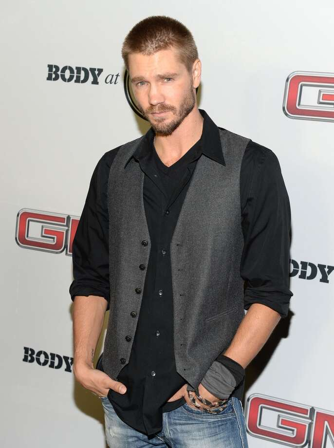 "Actor Chad Michael Murray attends ESPN The Magazine 5th annual ""Body Issue"" party at Lure on July 16, 2013 in Hollywood, California.  (Photo by Michael Kovac/WireImage)"