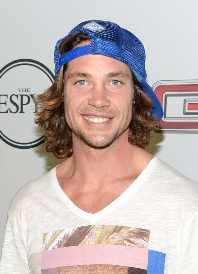 """Professional skier/filmmaker/ reality star Rory Bushfield attends ESPN the Magazine 5th annual """"Body Issue"""" party at Lure on July 16, 2013 in Hollywood, California.  (Photo by Michael Kovac/WireImage)"""