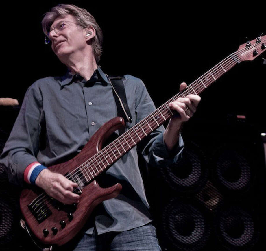 Phil Lesh and his band will perform Friday and Saturday, July 26 and 27, at the Gathering of the Vibes in Bridgeport. Photo: Contributed Photo