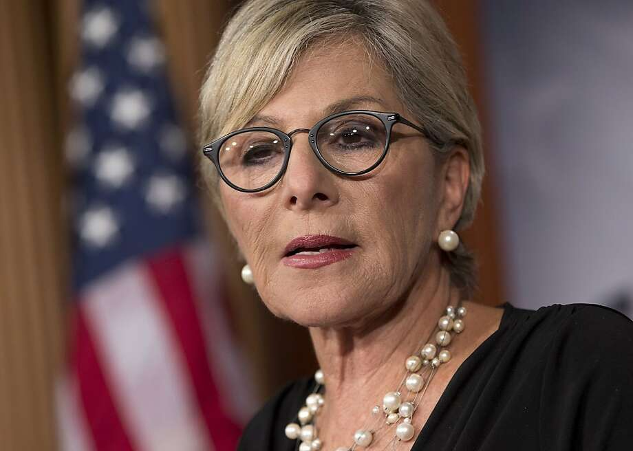 Sen. Barbara Boxer opposes the deal by the late Sen. Frank Lautenberg because she says it usurps California laws on toxic chemicals. Photo: J. Scott Applewhite, Associated Press