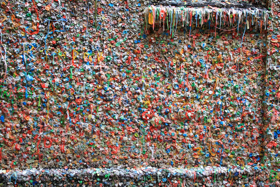 Take a little tour of Seattle's grossest, germiest attraction: The gum wall. 