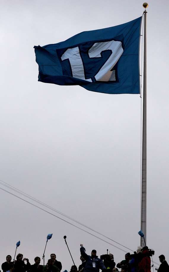 Those 12th Man flags better be flying on game day. If you've got one at home -- heck, if you've got any Seahawks memorabilia -- that stuff better be on full display if the Seahawks are playing. Or else.