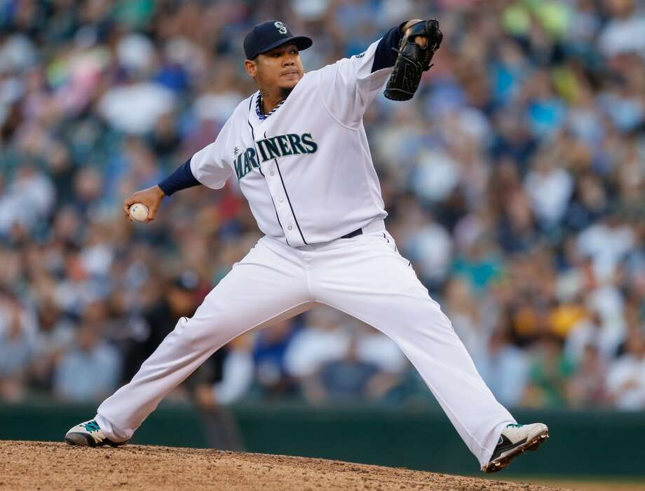 Many Mariners fans won't watch the first pitch of a game. Because if they watch, the Mariners will lose.