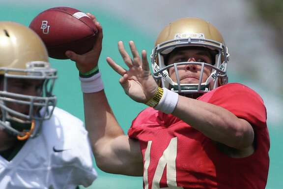 Bryce Petty takes over at quarterback for Baylor, hoping for a smooth transition after the stellar play of Robert Griffin III and Nick Florence in recent seasons.