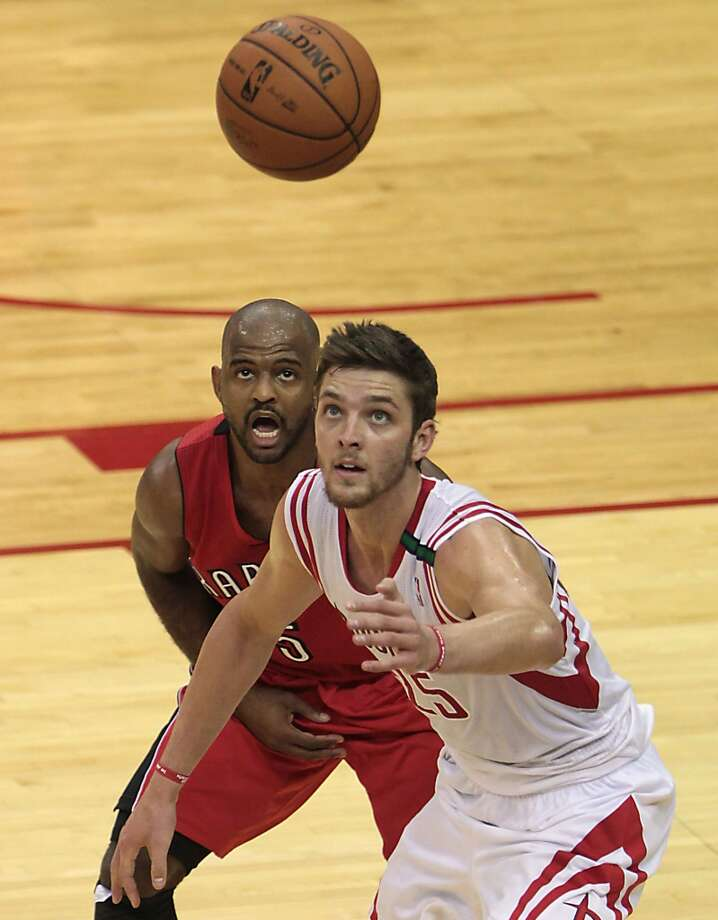 John Lucas III   Former team: Toronto Raptors  New team: Utah Jazz Photo: James Nielsen, Chronicle