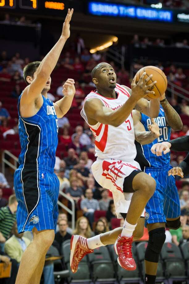 James Anderson   Former team: Houston Rockets  New team: Philadelphia 76ers Photo: Smiley N. Pool, Houston Chronicle
