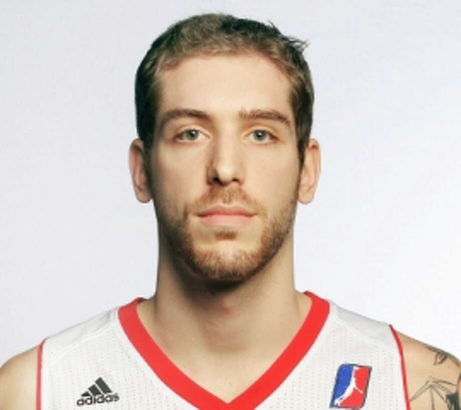 Tim Ohlbrecht  Former team: Houston Rockets  New team: Philadelphia 76ers Photo: NA, NBA D-League / 2012 NBAE