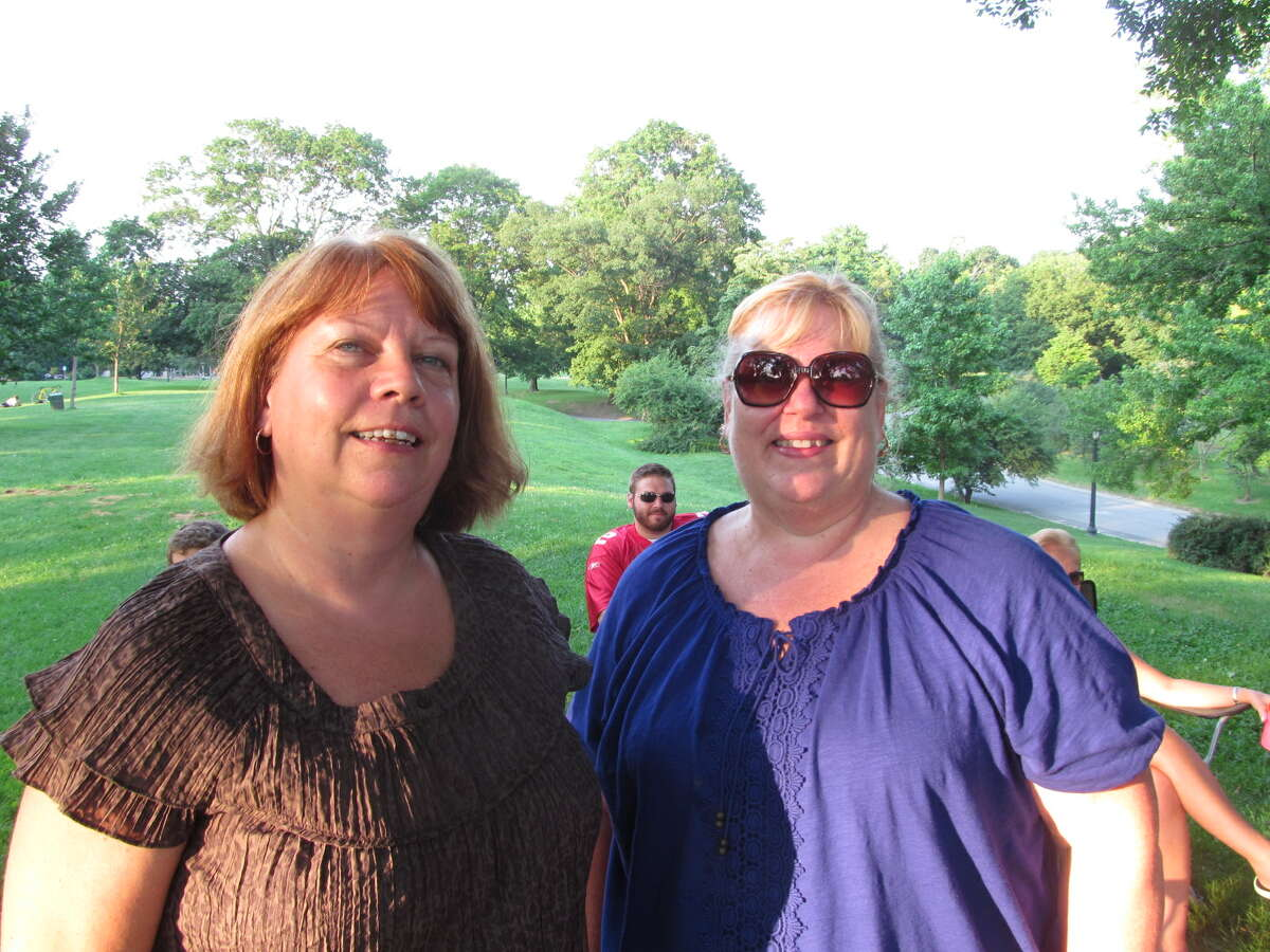 Were you Seen at the Park Playhouse production of 'Monty Python's Spamalot' in Albany's Washington Park on Wednesday, July 17?