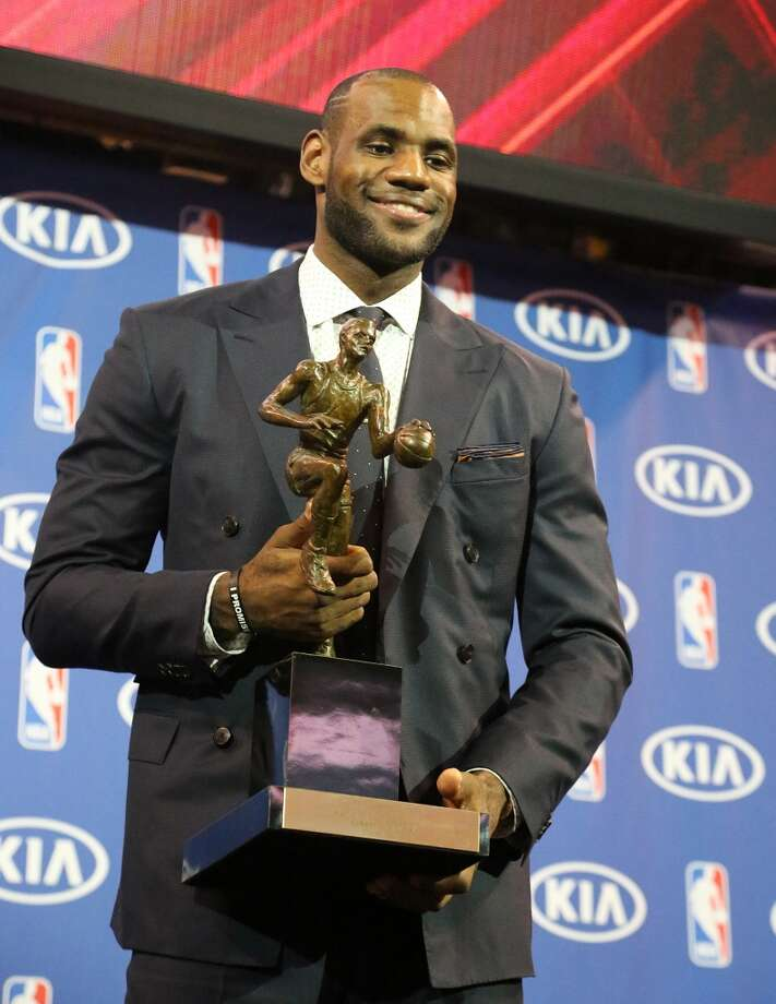 Best male athlete - LeBron James