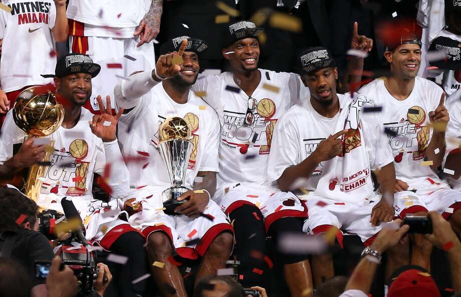 Best team - Miami Heat