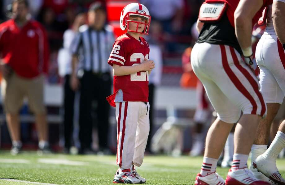 Best Moment - Jack Hoffman playing in Nebraska's spring game