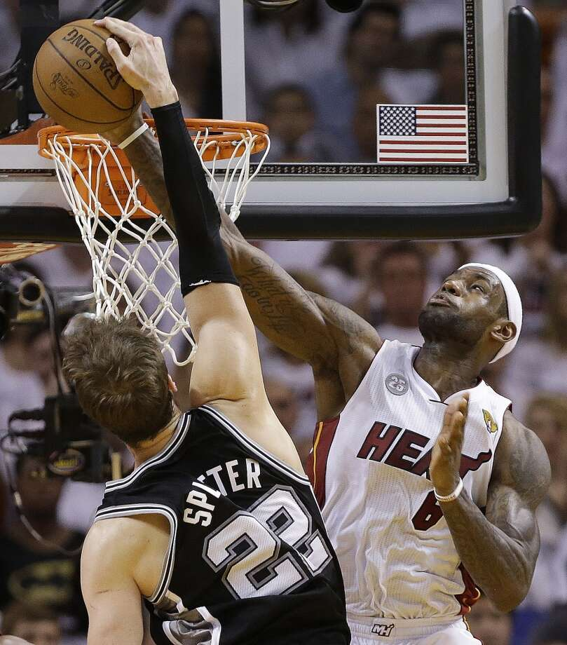 Best championship performance - LeBron James