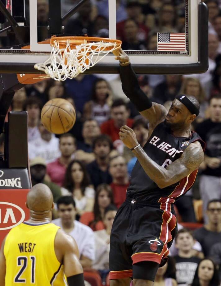 Best NBA player - LeBron James