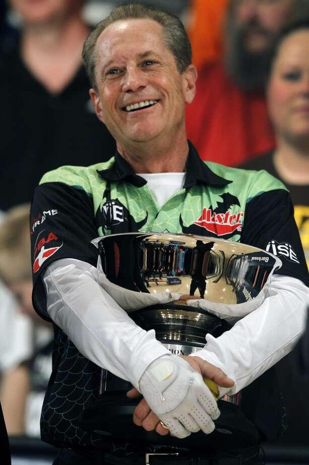 Best bowler - Pete Weber