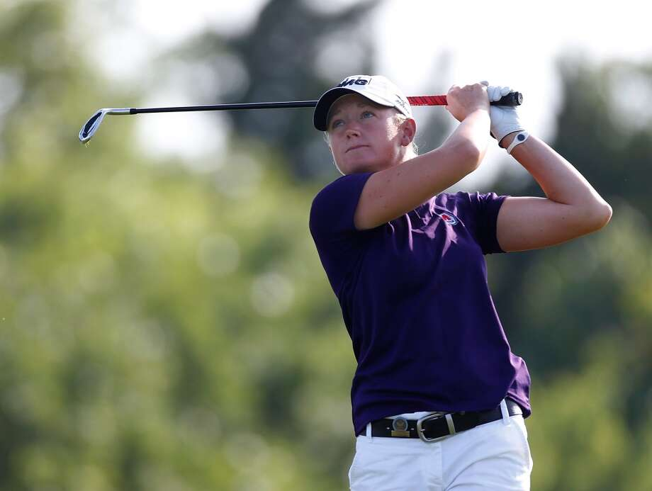 Best female golfer - Stacey Lewis  Photo: Gregory Shamus, Getty Images