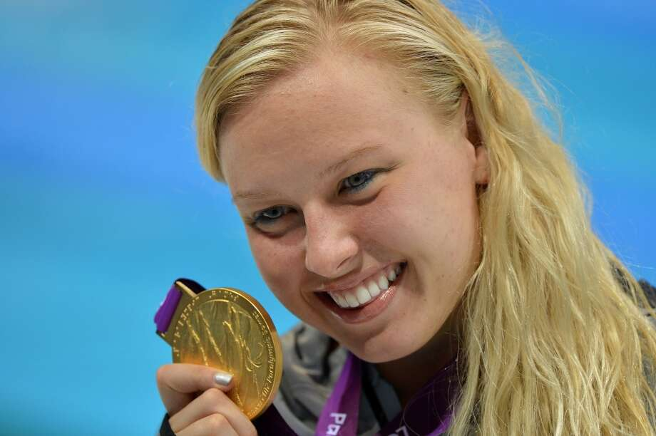 Best female athlete with a disability - Jessica Long, swimming