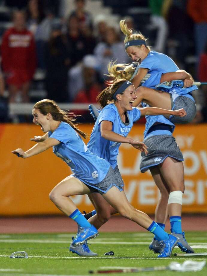 Best women's  college athletic program - North Carolina