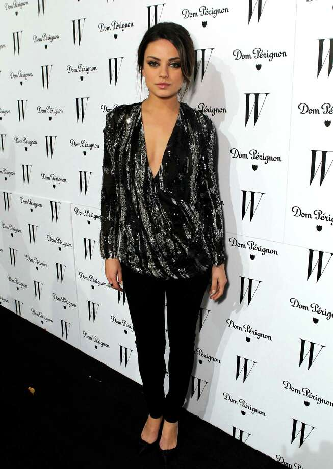 At W Magazine's Celebration of The Best Performances Issue and The Golden Globes held at at Chateau Marmont on Jan. 14, 2011 in Los Angeles. Photo: Alexandra Wyman, Getty Images For W Magazine / 2011 Getty Images