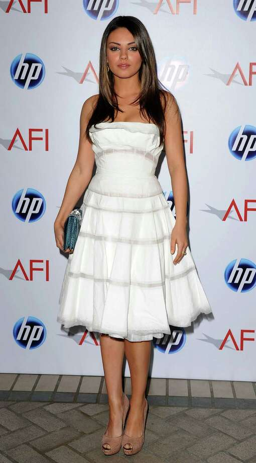 At the 2011 AFI Awards at The Four Seasons Hotel on Jan. 14, 2011 in Beverly Hills, Calif. Photo: Jon Kopaloff, FilmMagic / 2011 Jon Kopaloff
