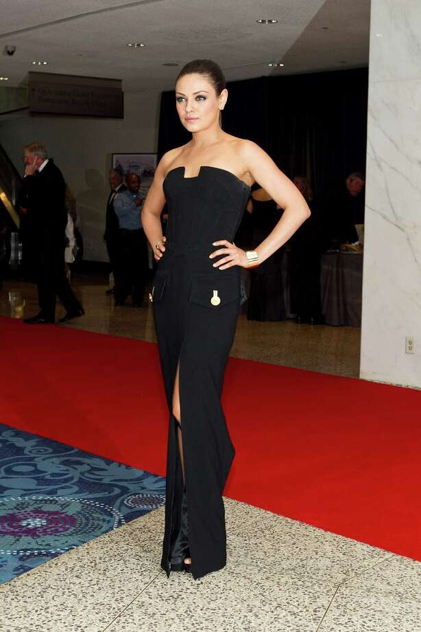At the 2011 White House Correspondents' Association Dinner at the Washington Hilton on April 30, 2011 in Washington. Photo: Paul Morigi, WireImage / 2011 Paul Morigi