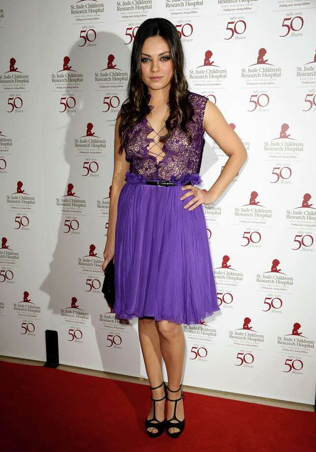 At the St. Jude Children's Research Hospital 50th anniversary gala at The Beverly Hilton hotel on Jan. 7, 2012 in Beverly Hills, Calif. Photo: Jason LaVeris, FilmMagic / 2012 Jason LaVeris