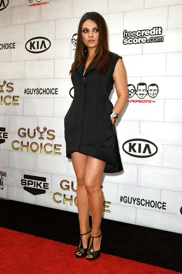 "At Spike TV's 6th Annual ""Guys Choice Awards"" at Sony Pictures Studios on June 2, 2012 in Culver City, Calif. Photo: Kevin Winter, Getty Images / 2012 Getty Images"
