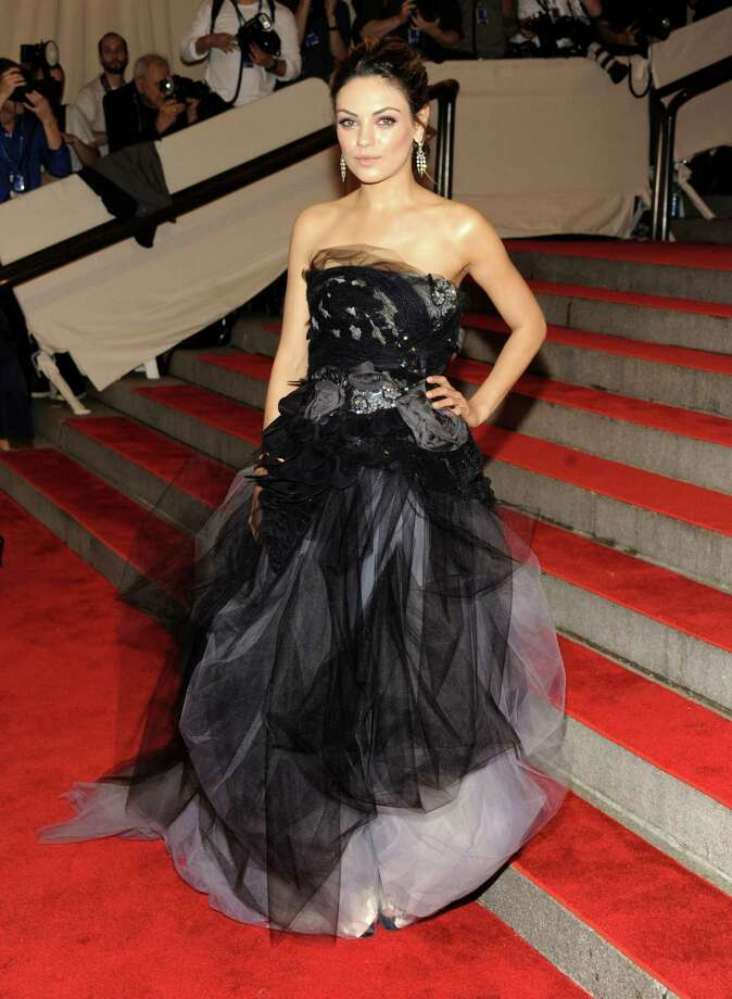"At the Costume Institute Gala Benefit to celebrate the opening of the ""American Woman: Fashioning a National Identity"" exhibition at The Metropolitan Museum of Art on May 3, 2010 in New York. Photo: Kevin Mazur, WireImage / 2010 Kevin Mazur"
