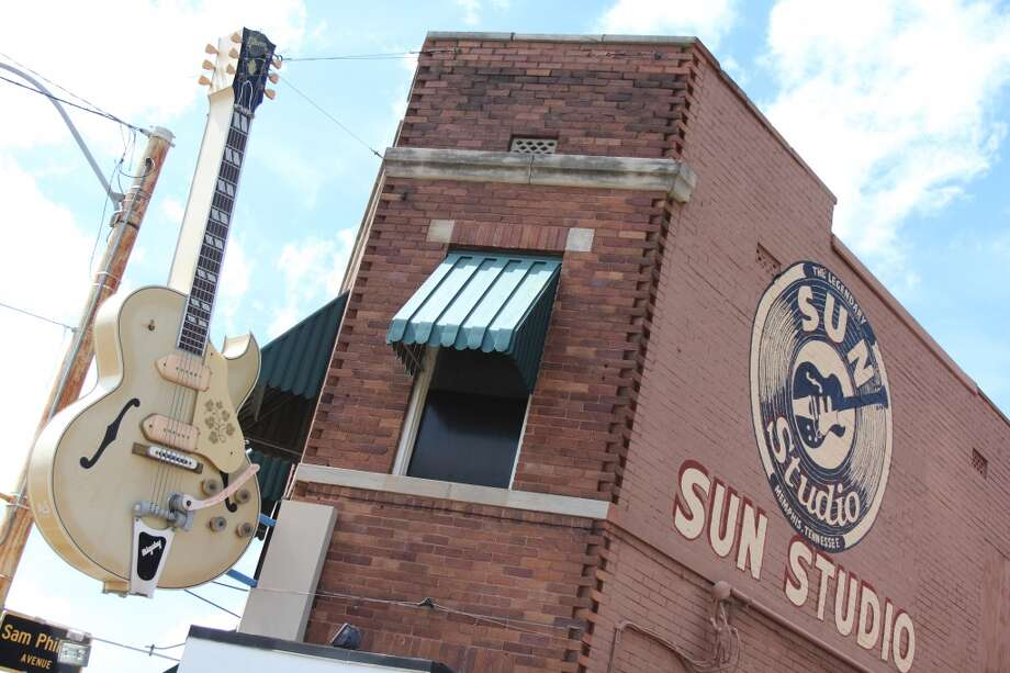 Sun Studio is still one of Memphis' most popular attractions.