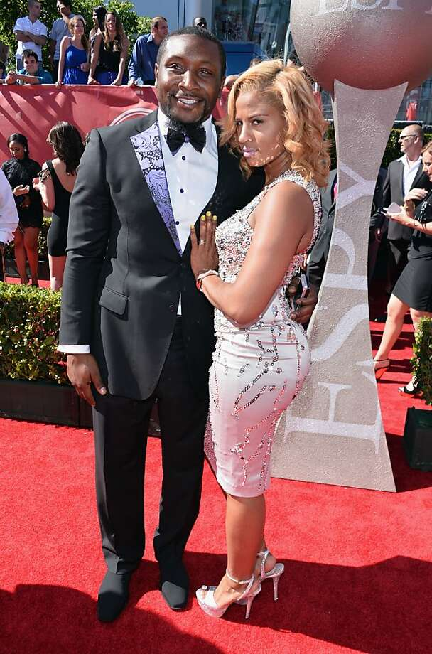 49er NaVorro Bowman (L) and guest attend The 2013 ESPY Awards. Photo: Alberto E. Rodriguez, Getty Images For ESPY