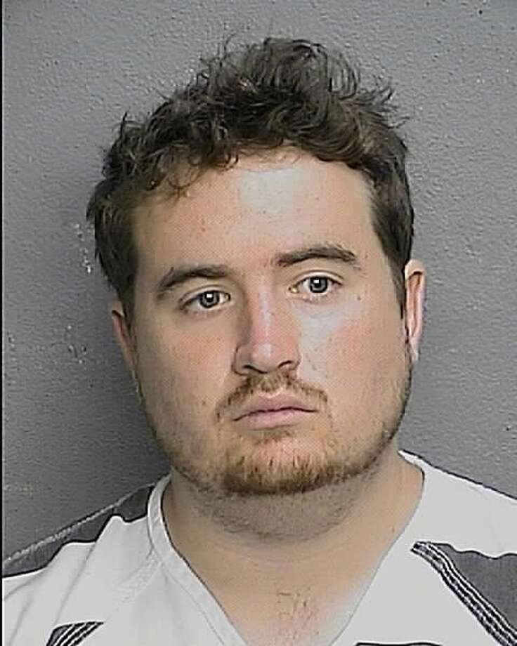 Payton Jack Pritchard, 22, of College Station, is charged with theft of property ($50 to $500). Photo: College Station PD