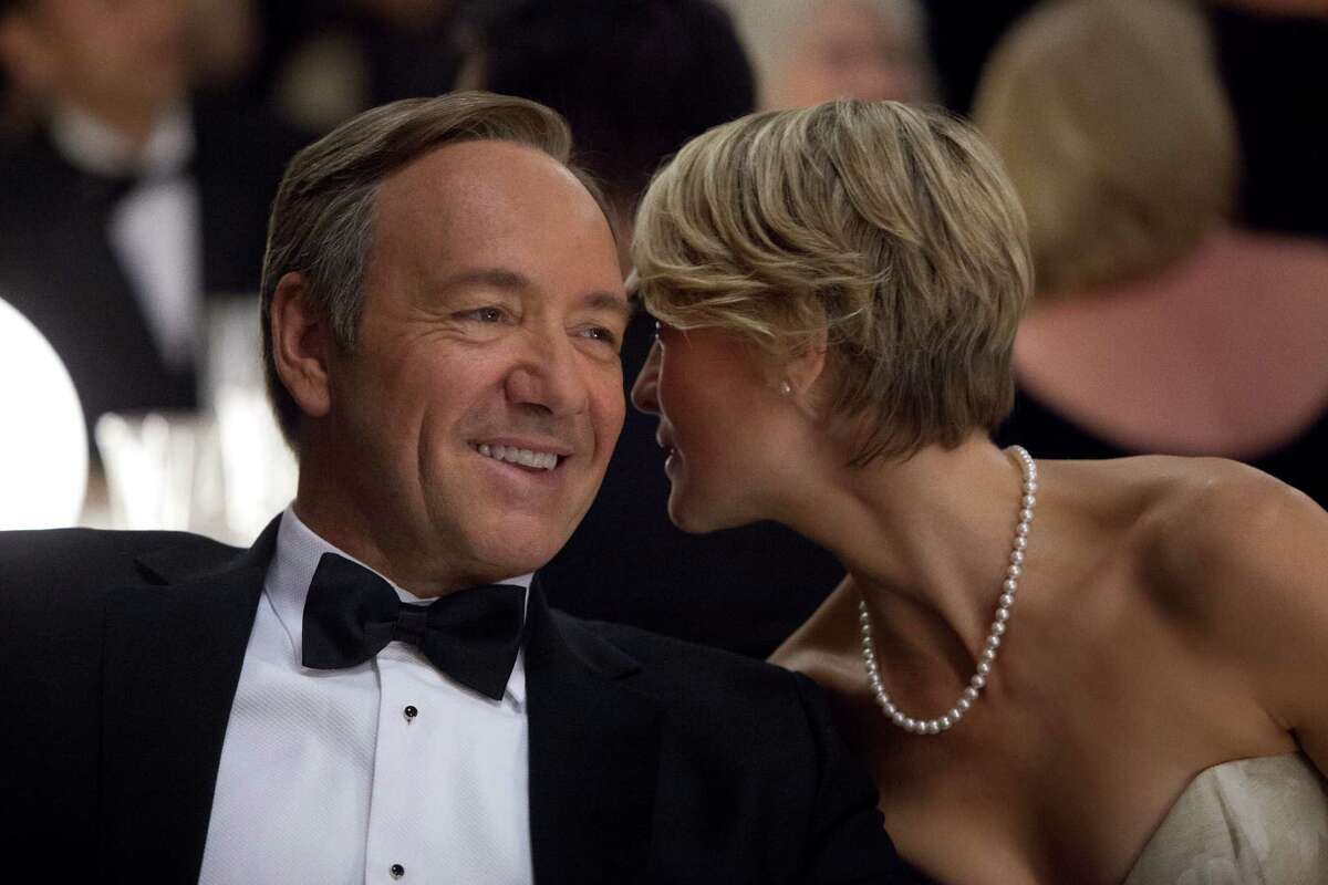 Claire Underwood Claire was Frank's partner in crime throughout his rise to power in Season 2. And true to his word, Frank didn'nt make her divorce a felon. We last saw Claire outside the door to the Oval office, giving Frank a few moments to himself.