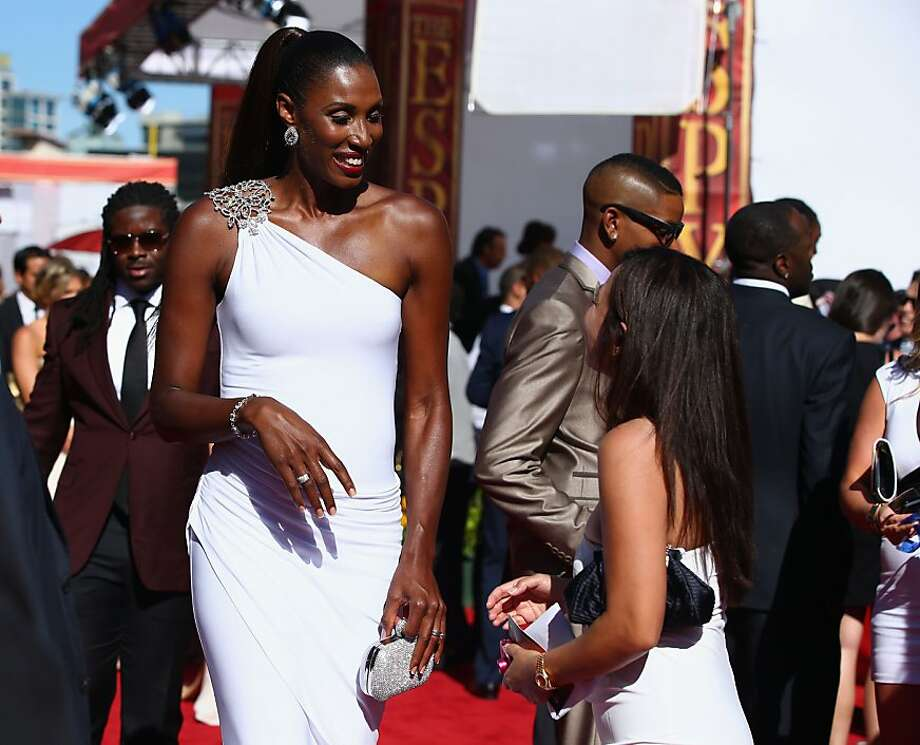 Former WNBA player Lisa Leslie attends The 2013 ESPY Awards. Photo: Christopher Polk, Getty Images For ESPY