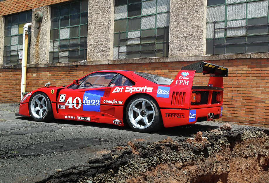 1990 Ferrari F40 LM Photo: Mathieu Heurtault, Images Copyright And Courtesy Of Gooding & Company