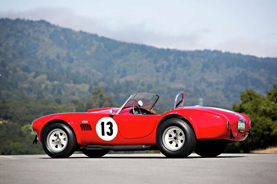 1964 Shelby 289 Cobra Competition Roadster Photo: Brian Henniker, Images Copyright And Courtesy Of Gooding & Company