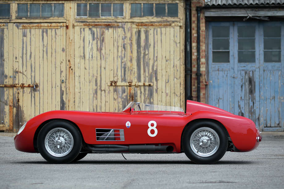 1956 Maserati 150S Photo: Mathieu Heurtault, Images Copyright And Courtesy Of Gooding & Company