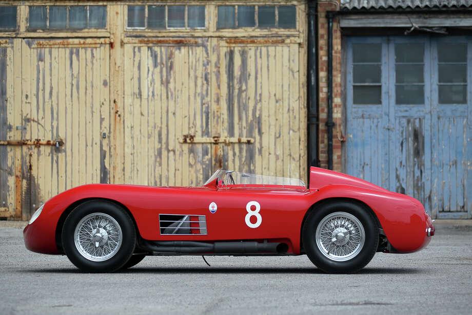 1956 Maserati 150S Photo: Mathieu Heurtault, Images Copyright And Courtesy Of Gooding & Company
