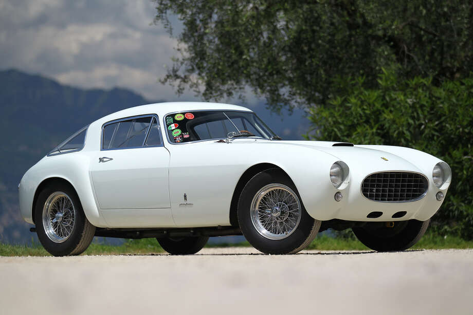1955 Ferrari 250 GT Berlinetta Competizione Photo: Mathieu Heurtault, Images Copyright And Courtesy Of Gooding & Company